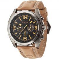 Herren Timberland Brattleborough Chronograf Uhr