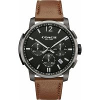 Herren Coach Bleecker Chronograph Watch 14602017