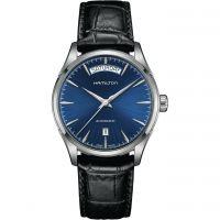Mens Hamilton Jazzmaster Day Date Automatic Watch