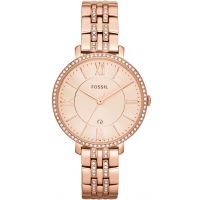 Damen Fossil Jacqueline Watch ES3546