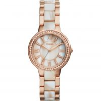 Ladies Fossil Virginia Watch