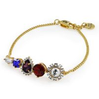 Gioielli da Donna Juicy Couture Jewellery Bracelet WJW608-710-U