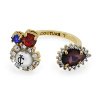 Gioielli da Donna Juicy Couture Jewellery Ring WJW610-710-7