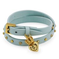 Juicy Couture Dames Bracelet PVD verguld Goud WJW625-444-U