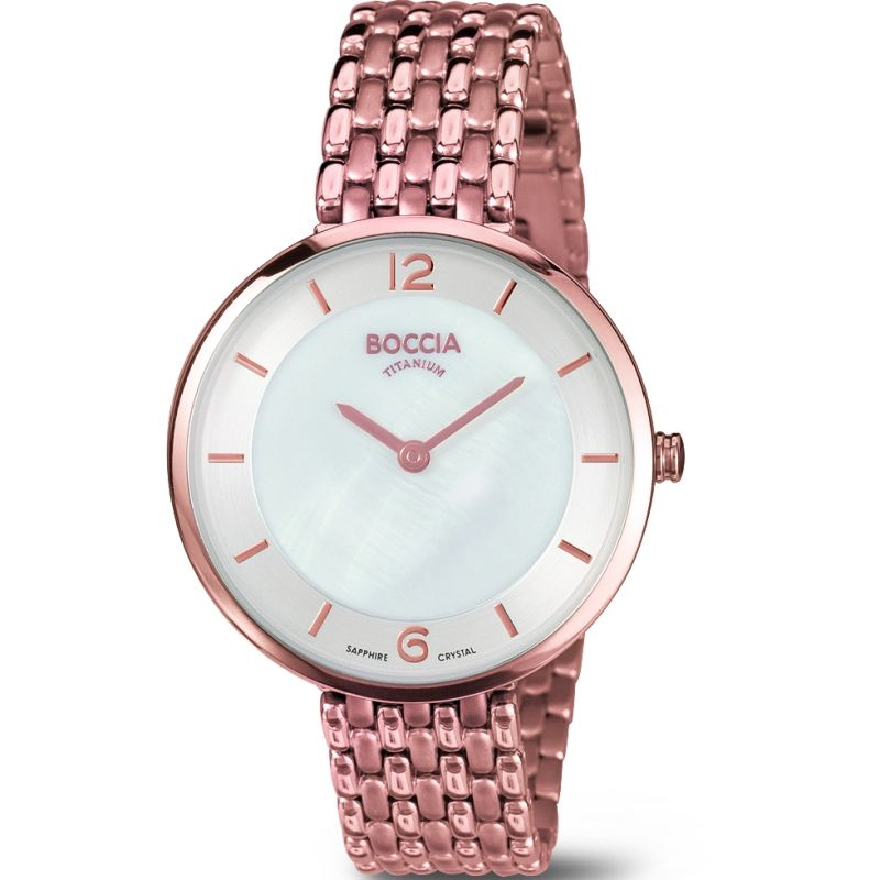 Ladies Boccia Titanium Watch B3244-06
