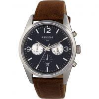 Herren Kahuna Chronograph Watch KCS-0011G