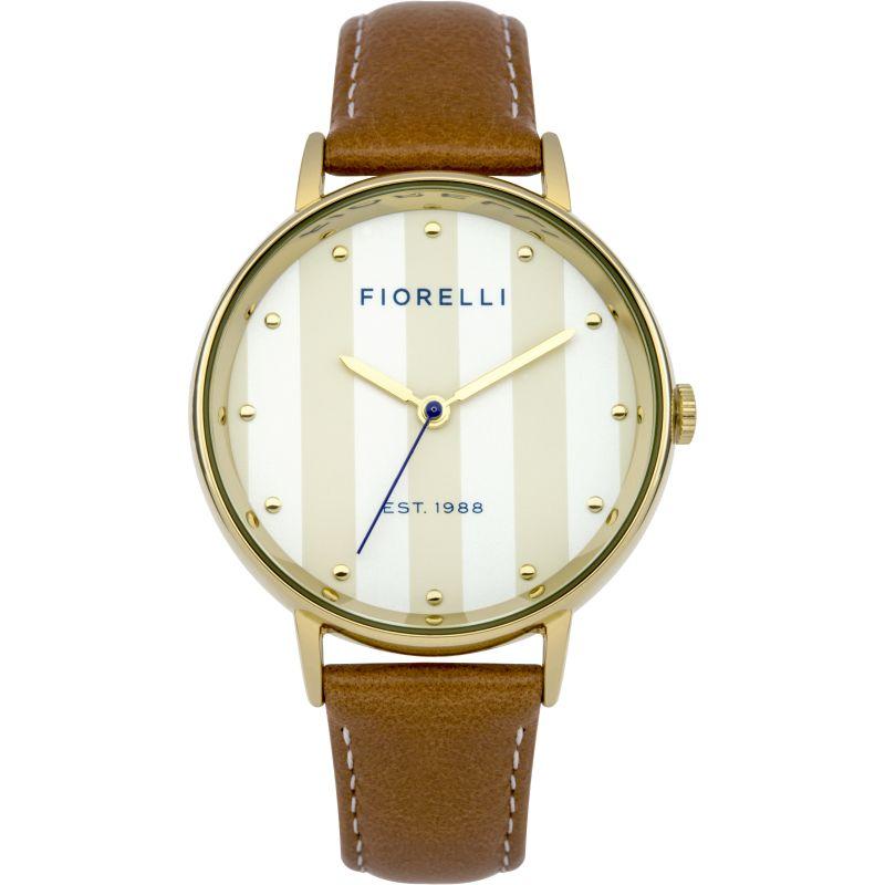 Damen Fiorelli Watch FO017TG
