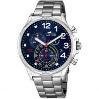 homme Lotus Chronograph Watch L10126/3