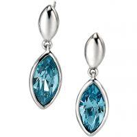 Ladies Fiorelli Sterling Silver Earrings E4854T
