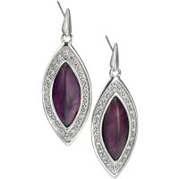 femme Fiorelli Jewellery & Amethyst Earrings Watch E5003M
