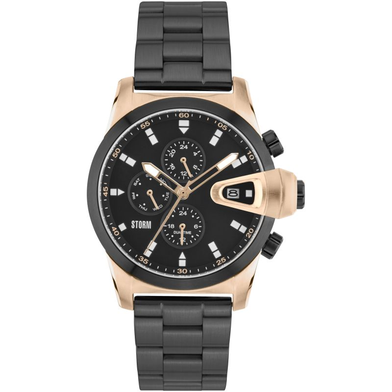 Mens STORM Manator Watch MANATOR-ROSE-GOLD