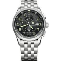 Herren Victorinox Swiss Army Airboss Chronograph Watch 241620