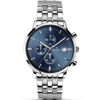 Herren Accurist Chronograph Watch 7079