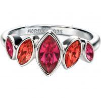 Damen Fiorelli Sterlingsilber Ring