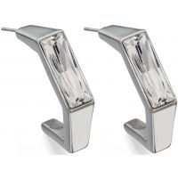 Ladies Fiorelli PVD Silver Plated Earrings E5065