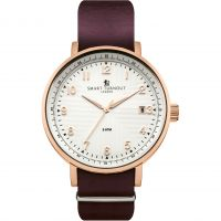 Unisex Smart Turnout Watch STH3/WH/56/W-BUR