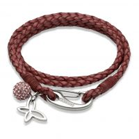 Ladies Unique Stainless Steel Bracelet B213ACY/19CM