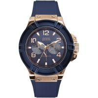 Mens Guess Rigor Chronograph Watch