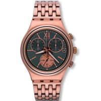 unisexe Swatch Irony Chrono Chronograph Watch YCG412G