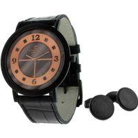 homme Tateossian Cufflink Gift Set Watch SM0199