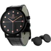 Herren Tateossian Cufflink Gift Set Watch SM0193