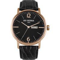 Herren Ben Sherman London BIG PORTOBELLO PROFESSIONAL Uhr