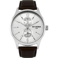 Herren Ben Sherman London SPITALFIELDS VINYL Uhr