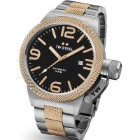 Mens TW Steel Canteen Automatic 45mm Watch CB0135