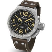 homme TW Steel Canteen Chronograph 45mm Watch CS0033