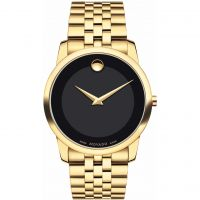 Mens Movado Museum Classic Watch