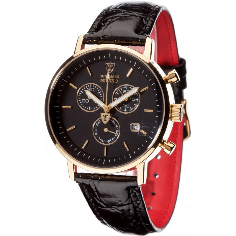 Mens Detomaso Milano Chronograph Watch DT1052-K
