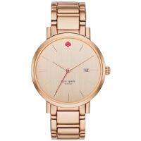 Kate Spade New York Gramercy Grand Dameshorloge Rose 1YRU0641