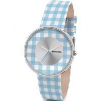 Damen Lambretta Cielo Vichy Watch 2107BLU