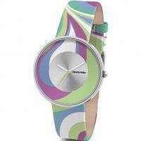 Damen Lambretta Cielo Paisley Watch 2128GRE