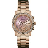 Damen Guess Confetti Watch W0774L3