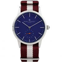 homme Smart Turnout Signature Watch STK3/NV/56/W-HARV