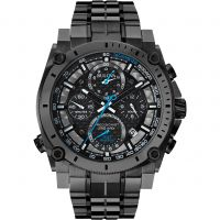 Herren Bulova Precisionist Chronograph Watch 98G229