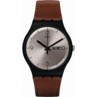 Herren Swatch LONELY DESERT Watch SUOB721