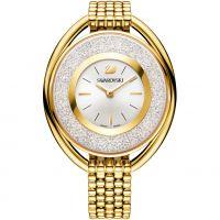 Damen Swarovski Crystalline Oval Watch 5200339