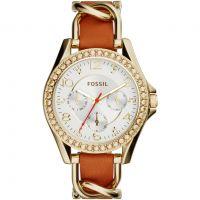 Damen Fossil Riley Uhr