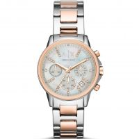 femme Armani Exchange Chronograph Watch AX4331