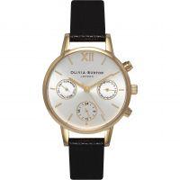 Damen Olivia Burton Chrono Detail Midi Uhren