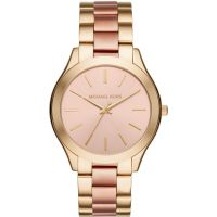 Damen Michael Kors Slim Runway Watch MK3493
