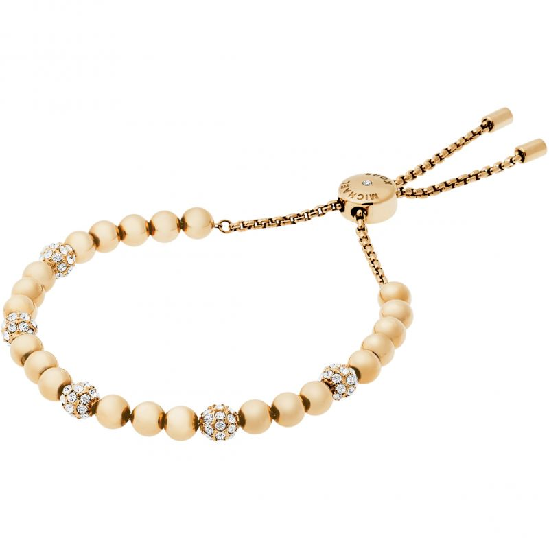 Ladies Michael Kors PVD Gold plated BRACELET MKJ5218710