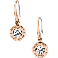 Femmes Michael Kors PVD rose plating EARRINGS