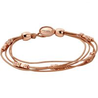 Ladies Fossil Base metal Bracelet JA5799791