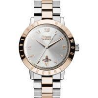 Damen Vivienne Westwood Bloomsbury Watch VV152RSSL