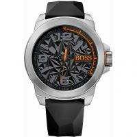 Herren Hugo Boss Orange neu York Uhr