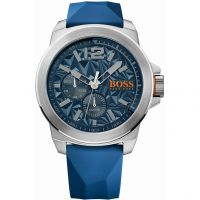 Herren Hugo Boss Orange neu York Uhr