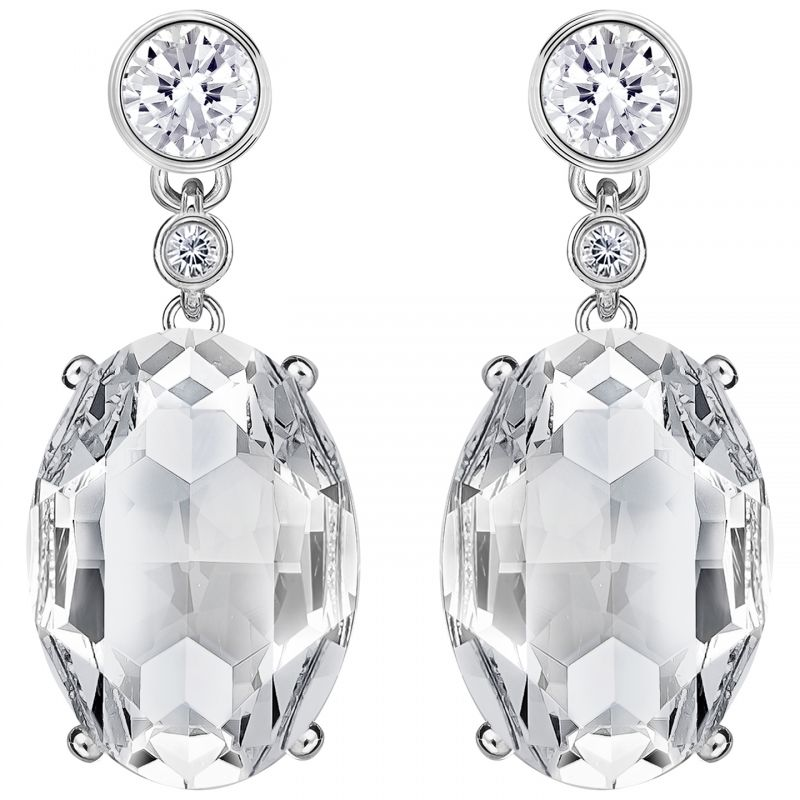 Ladies Swarovski Stainless Steel VINTAGE EARRINGS 5221155